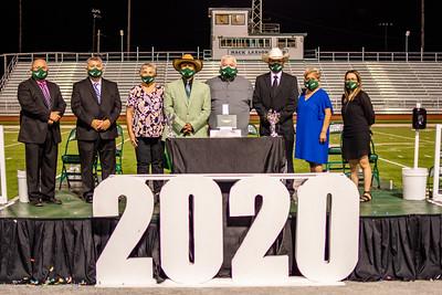 PHS Class of 2020 Graduation