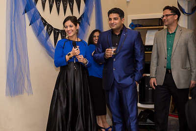 Vishal's 40th Birthday 1/27/17