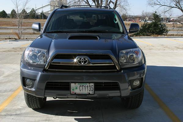 08 Toyota 4 Runner