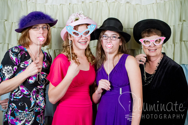 Sterling Mother Daughter Tea - February 12, 2012