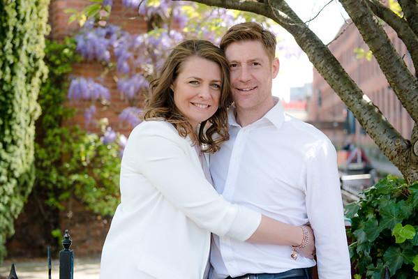 Teresa & Phil Pre Wedding shoot
