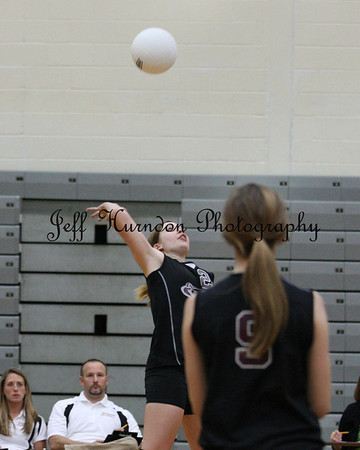 UGMS Volleyball 3-21-12