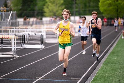 Track and Field: Heritage Meet by Derrick Jerry on April 28, 2021