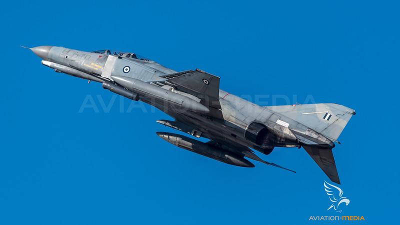 HAF 338 Mira / McDonnell Douglas F-4E AUP Phantom II / 01534