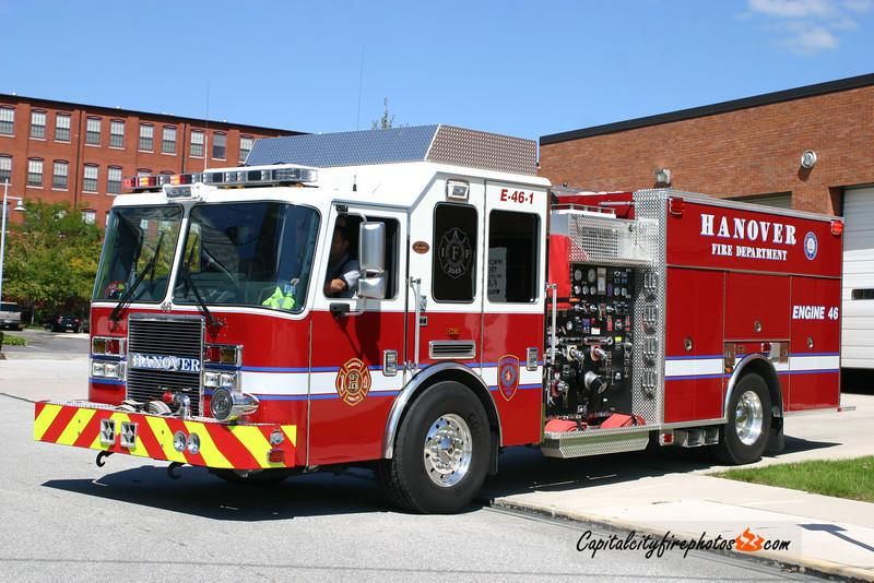 Hanover Engine 46-1: 2003 KME 2000/750