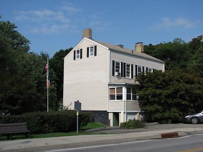 Post Hannock House