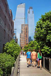 USA - The High Line - June 2017