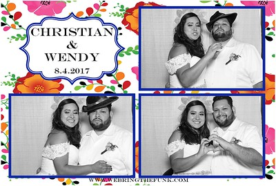 Christian & Wendy's Wedding
