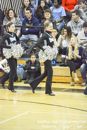 01/11/2014 Walt Whitman HS Poms Division 2 at Northwest HS, Photos by Jeffrey Vogt Photography & Kyle Hall