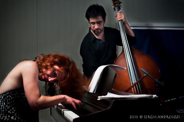 Milonga del 13 Gennaio 2010 - Orchestra Ojos de Tango