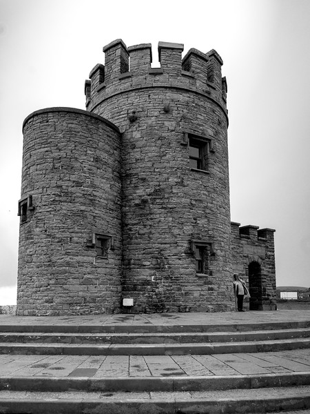 O'Brien's Tower, Cliffs of Moher,�County Clare,�Republic of Ireland