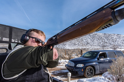 USA Shooting Sporting Clays