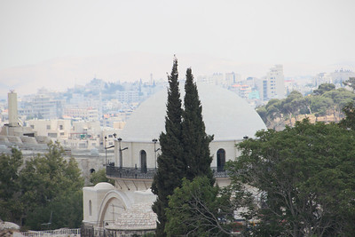 Avivs in Jerusalem August 2012