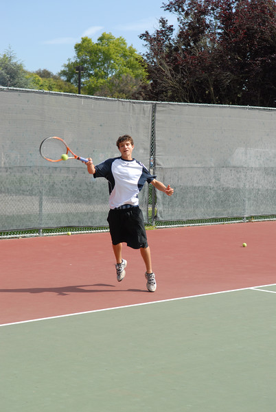 2007 - Menlo Boys Tennis - Senior - Mark