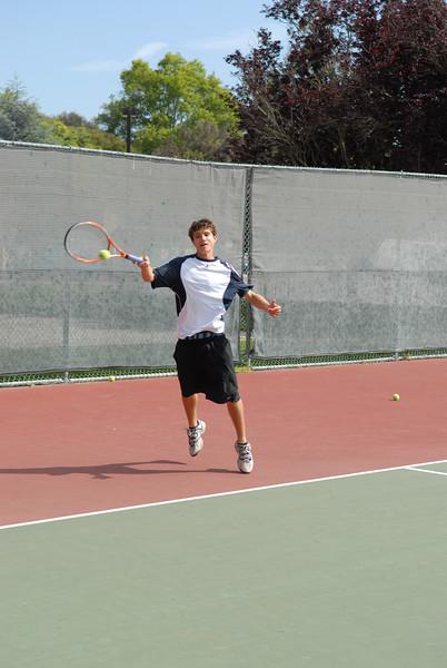 2007 - Menlo Boys Tennis - Senior - Mark