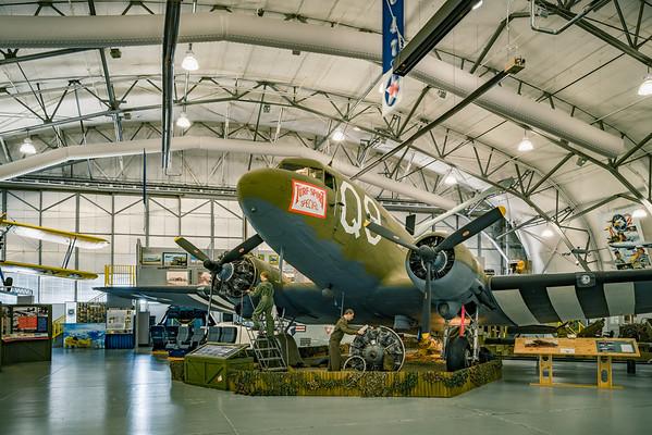 Air Mobility Command Museum ~ Dover, DE