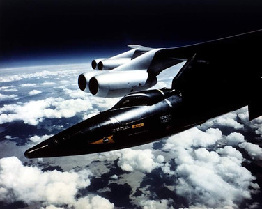US experimental planes
