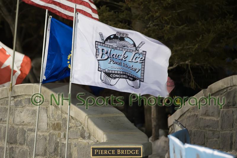 Black Ice Hockey Tournament