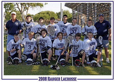 2008 LAX team photo