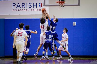 Dec 19 - BB - Fresh vs Parish Episcopal