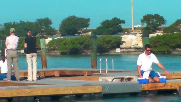 Hawks Cay, Dolphin Lagoon, Florida Keys