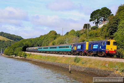 2013 - Railtours