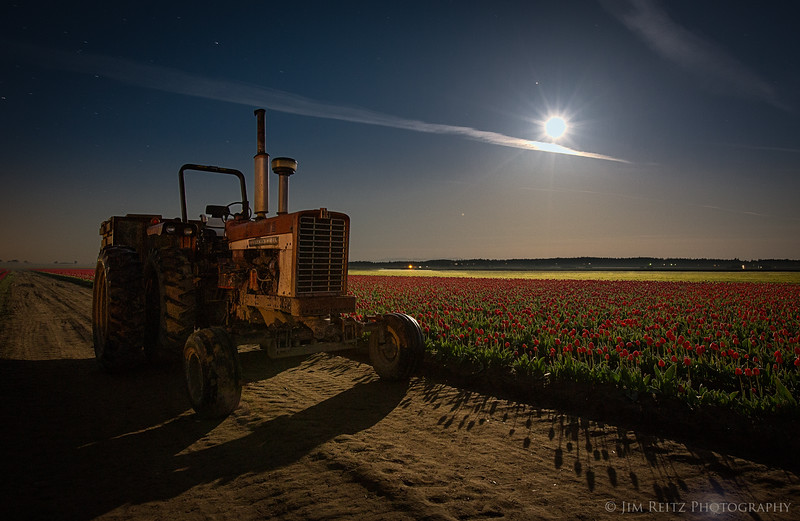 Moon Tractor