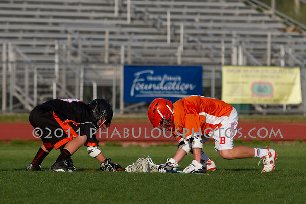 Boone @ Winter Park Boys JV Lacrosse - 2011