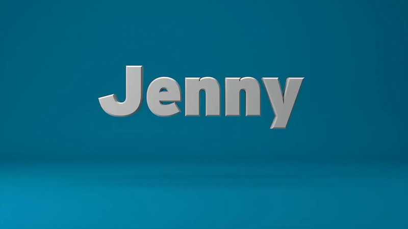 Jenny VO Sample