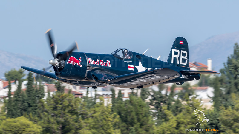 Flying Bulls / Chance-Vought F4U-4 Corsair / OE-EAS