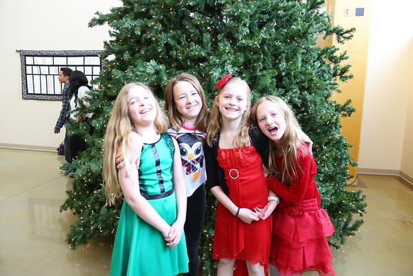 Christmas Girls 2015