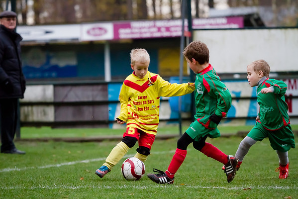 23/11/2013: Rc. Wetteren Kwatrecht - FC Edeboys