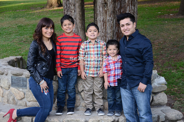 Eliana Ramirez Family