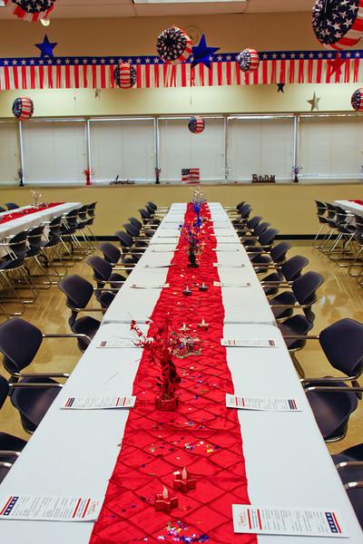 2011 November Veterans Day Appreciation Event