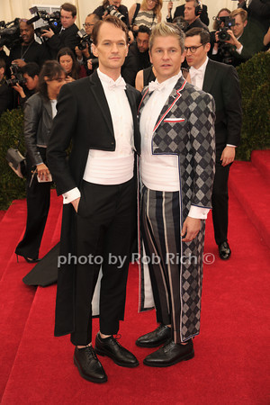 Neil Patrick Harris and  David Burtka photo by Rob Rich © 2014 robwayne1@aol.com 516-676-3939