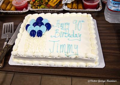 2019 - Partner's 90 th Birthday Party at Olivera Egg Ranch