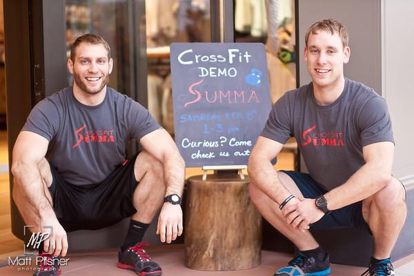 CrossFit Summa