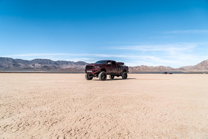 @red_pearl_cummins #ProjectRedPearl 2018 Dodge @RamTrucks 2500 24x14 #SHOCK Face-Plate Series 38x13.5r24 Sniper Tires-36.jpg