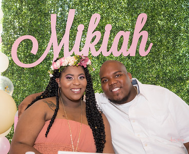 Michella & Cedric Taylor Baby Shower