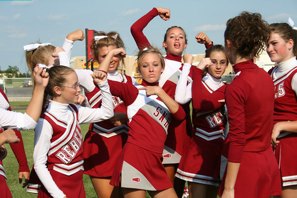 SN MS/HS Cheerleading 06-07