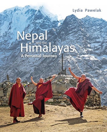 Book: Nepal and the Himalayas - Lydia Pawelak