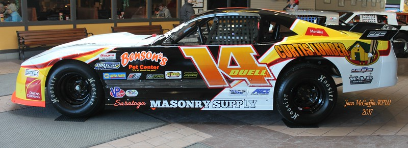 2nd annual Northeast Auto Racing Expo to the Via Port Rotterdam Mall-Jann McGaffin-3/17/17
