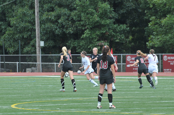 2011 VARSITY RBR VS MATAWAN GIRLS