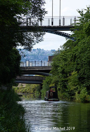 Sheffield and Tinsley Canal, 3rd August 2019