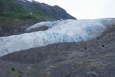 2007 Alaska trip; Homer to Seward
