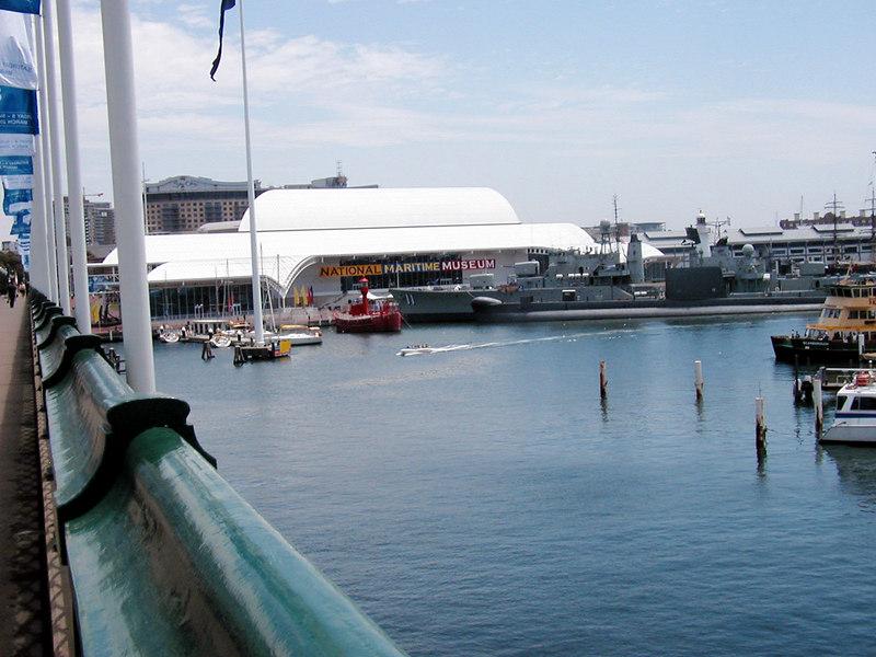 Darling Harbour - Maritime Museum