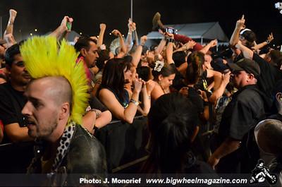 Punk Rock Bowling 2013 Music Festival - Las Vegas, NV - May 26, 2013