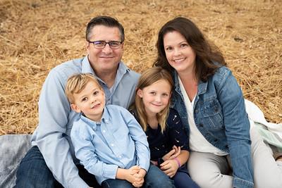 Miller Family 2018