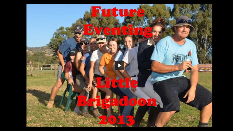 Future Eventing Videos Past
