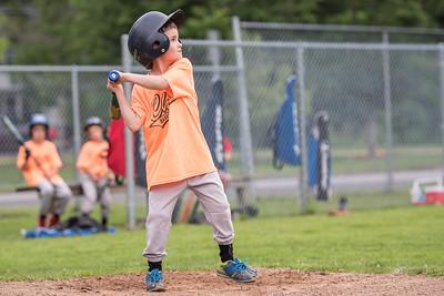 Jakey and Jonah Baseball 2015